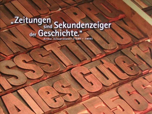Geschenkmappe Titelseite