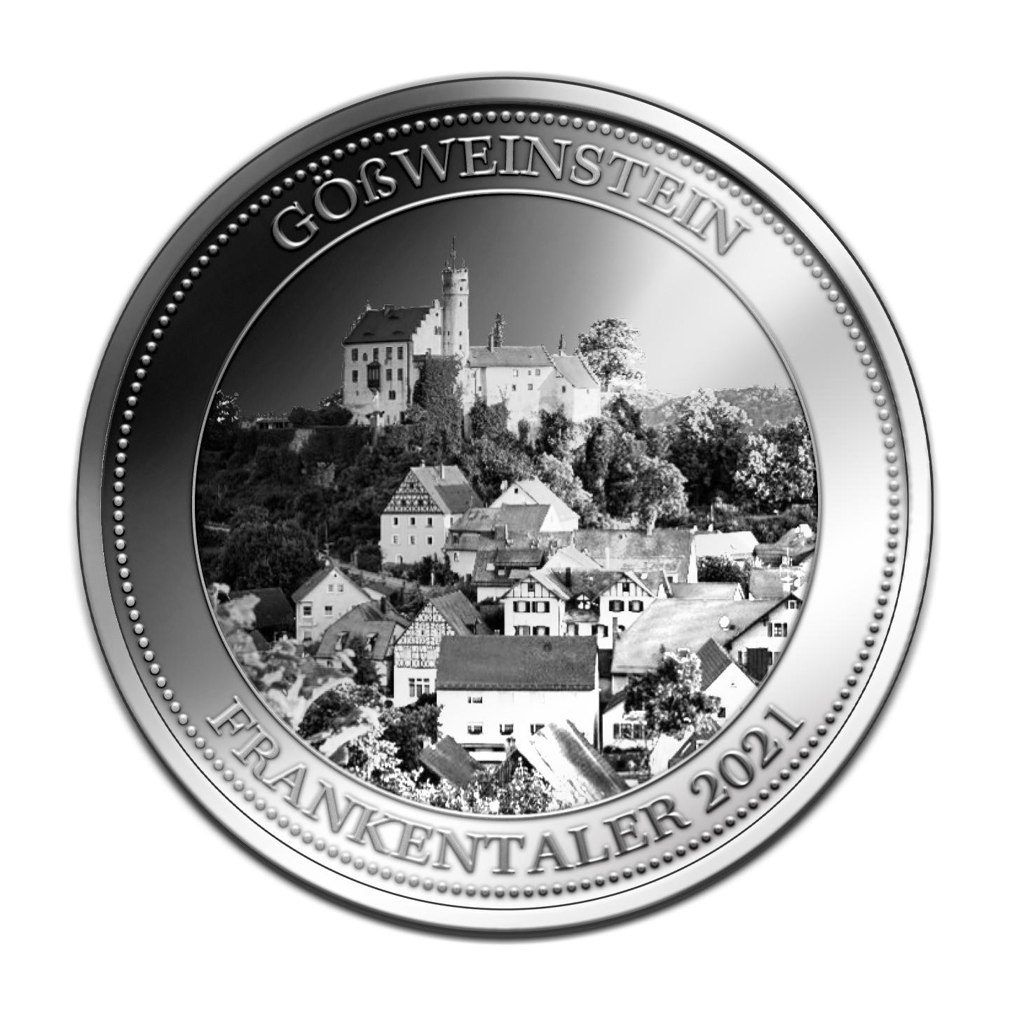 Frankentaler - Gößweinstein - Feinsilber