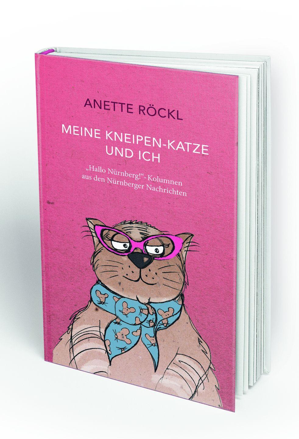 Meine Kneipen-Katze und ich - Anette Röckl