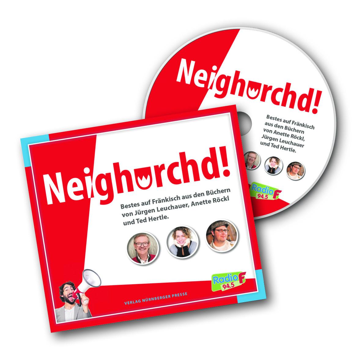 Neighorchd! - Hörbuch