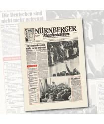 Titelseite 30 Jahre  Mauerfall
