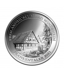 Frankentaler  Freilandmuseum Bad Windsheim - Feinsilber