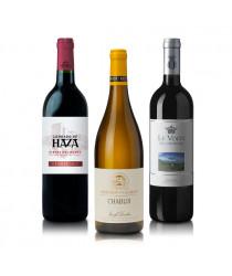 Das perfekte Trio - Weinpaket