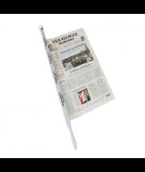 """Zeitungshalter """"Nürnberger Nachrichten"""""""